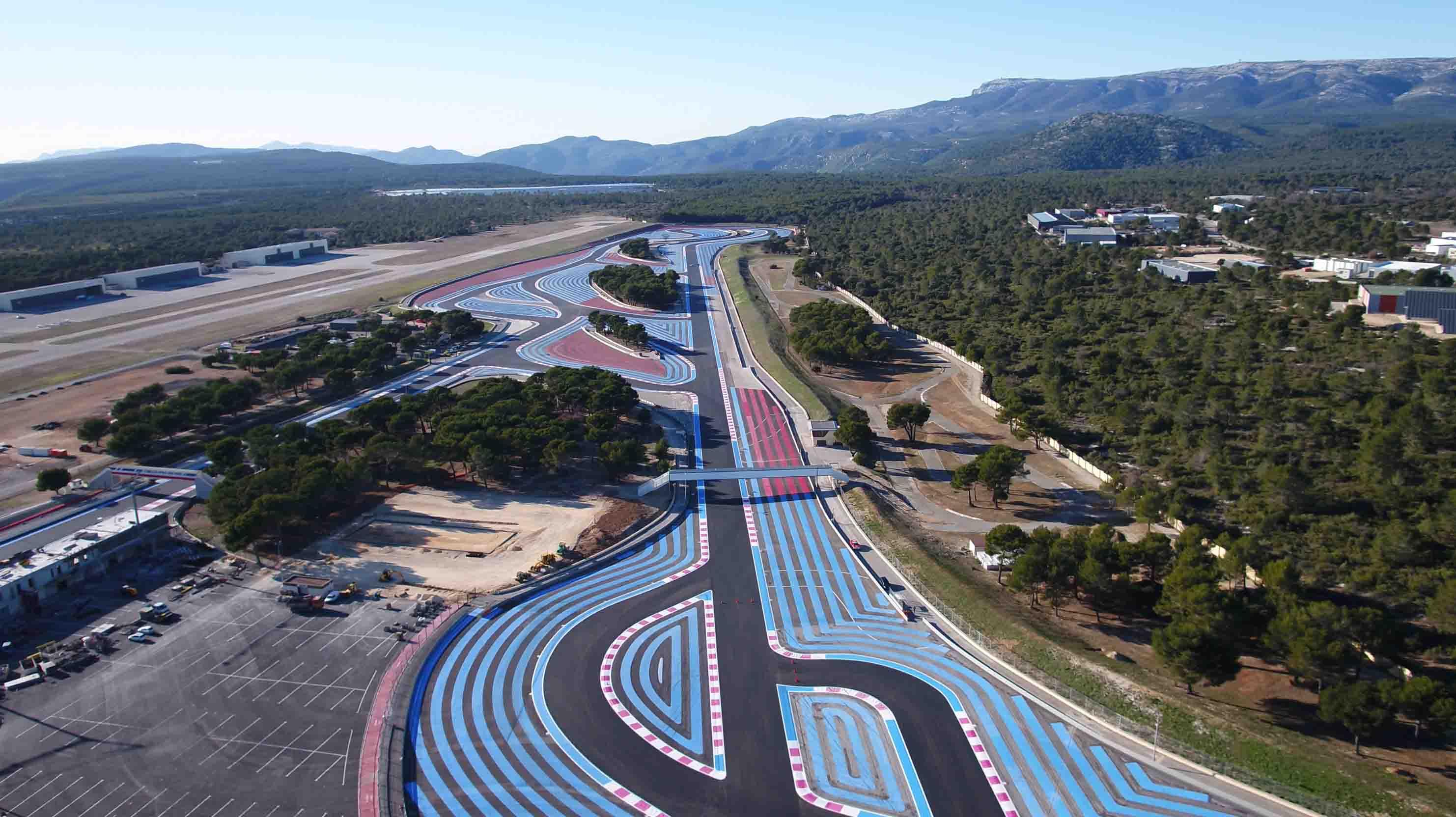 Circuit du Castellet 2018