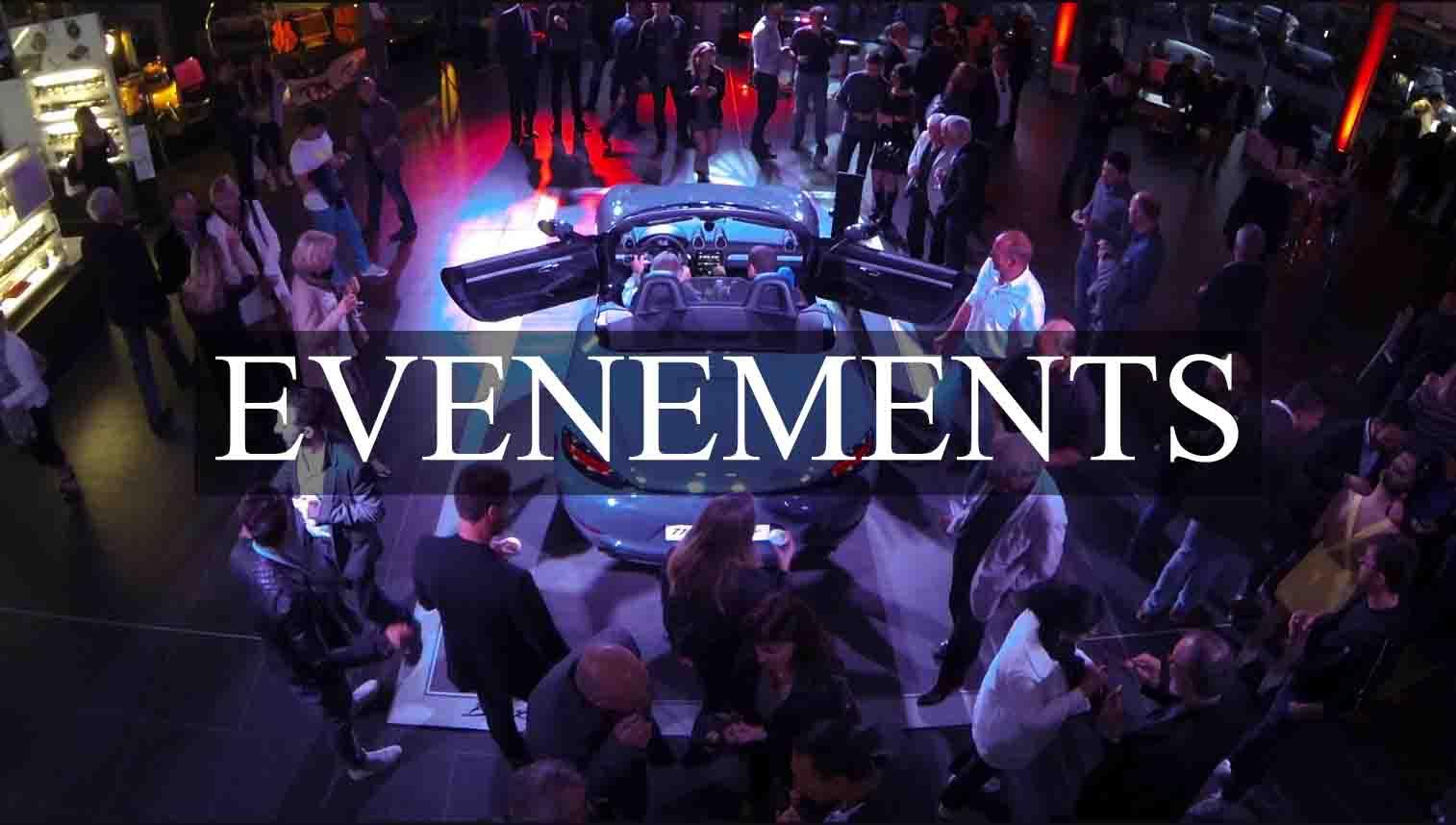 vidéo d'inauguration d'une nouvelle voiture