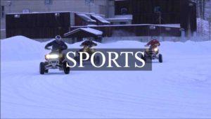 Catégorie Sports